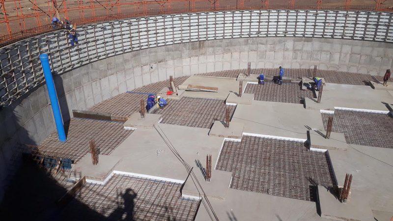 Mofomo Construction - Concrete Reservoir