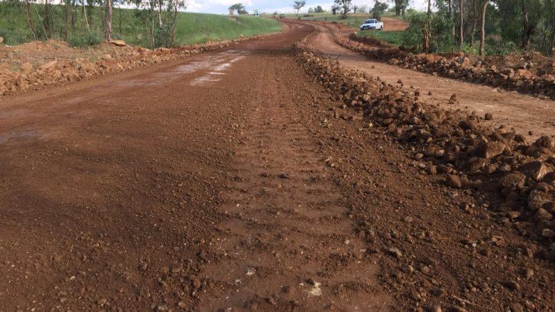 Mofomo Construction - Development of cemetery