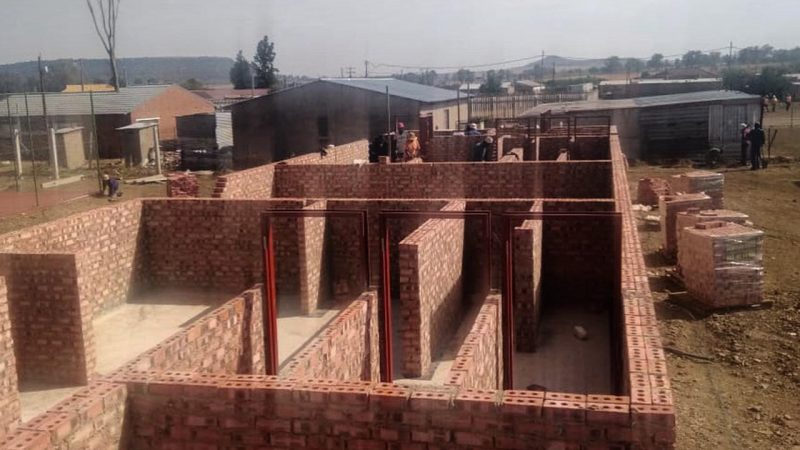 Mofomo Construction - Upgrading of sport facilities