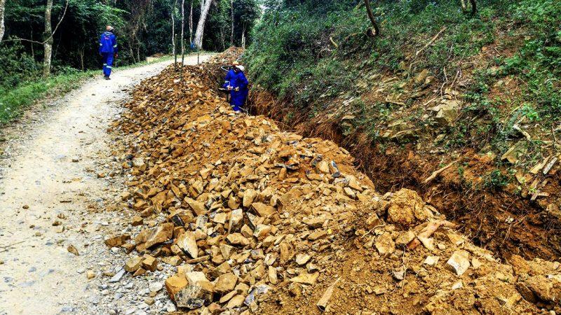 Mofomo Construction - Water Supply