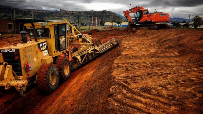 Mofomo Construction | Upgrading of Civil Works