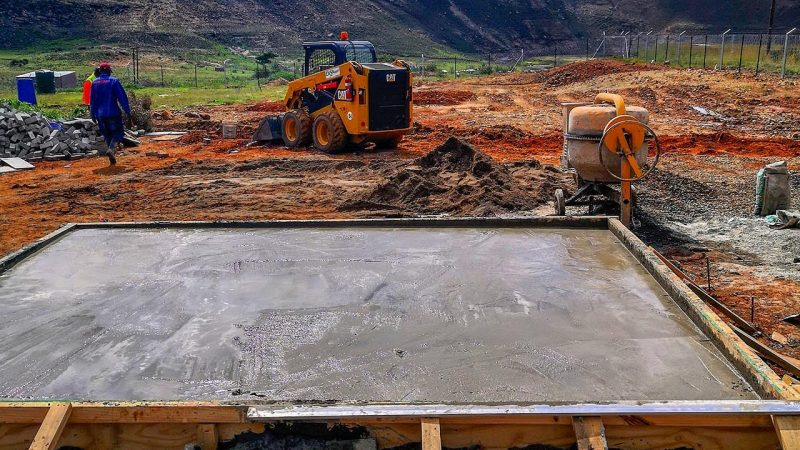 Mofomo Construction - Rehabilitation Construction Landfill Site